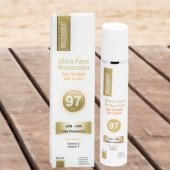 Dermoskin Ultra Face Protection SPF 97 Güneş Koruyucu Jel Krem SKT:06/2021