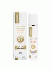 Dermoskin Ultra Face Protection SPF 97 Güneş Koruyucu Jel Krem SKT:06/2021-2