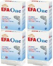 4 Adet NewLife EFA ONE 45 Yumuşak Kapsül SKT:01/2020 New Life