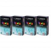 4 Adet Fiesta Klasik 12 Li Prezervatif (Kondom) Classic