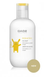 Babe Pediatric Oil Soap Kuru Atopik Bebek Duş Yağı +19ml Hediye