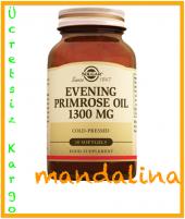 Solgar Evening Primrose Oil (Çuha) 1300 Mg 30 Softgel Skt 12 2021