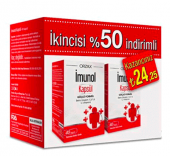 Imunol 40 Kapsül 2.si 50 İndirimli Skt 02 2020