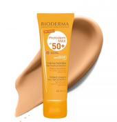 Bioderma Photoderm Max Tinted Cream 40ml Spf50+ Uva38 Skt 04 2021