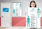 Iskelet Sistemi Organlarımızı Tanıyalım Posteri