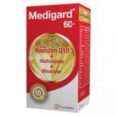 Medigard 60 Tablet Koenzim Q10 Multivitamin Mineraller