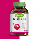 Voonka Krill Oil Omega3 32 Yumuşak Kapsül Skt 03 2021