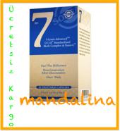 Solgar No.7 Vegetable 30 Kapsül (5 Loxin Advanced) Skt 02 2020