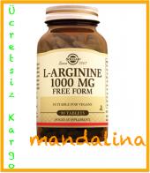 Solgar L Arginine 1000 Mg 90 Tablet Skt 08 2021