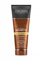 John Frieda Brillant Brunette Visibly Brighter Lightening Şampuan