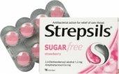 Strepsils Sugar Free Şekersiz