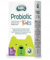 Nbl Probiotic Kids 30 Çiğneme Tableti Skt 04 2020