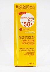 Bioderma Photoderm Max Tinted Aquafluid Golden SPF50+ UVA26 06/21