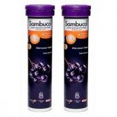 2 Adet Sambucol Plus Effer Vesan 15 Tablet Skt 03 2020