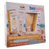 Biobaby Bebek Güneş Losyonu 50+ Spf + After Sun...