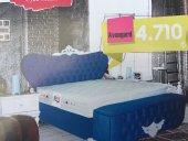 çift Kişilik Baza Yatak Başlık Set Avangard