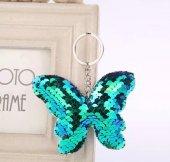 Kelebek El Yapımı Anahtarlık Maskot Ev Araba Süsü Seçenekli Ürün