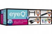 Eye Q Power Tv Kit 22 37 İnc Askı Aparatı (Hdmı+priz+temizleme Ki