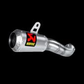 Yamaha Yzf R25 14 16 Akrapovıc Slıp On Lıne (Ss) Egzoz