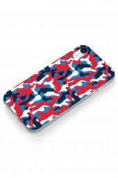 Apple iPhone XR Kılıf Kamuflaj Serisi Harper-2