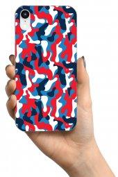 Apple iPhone XR Kılıf Kamuflaj Serisi Harper-3