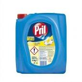 Pril Klasik Sıvı Bulaşık Deterjanı Limon 4 Kg...