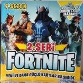 Fortnite 2. Seri Oyun Kartları 2. Seri 30� 3 90 Kart