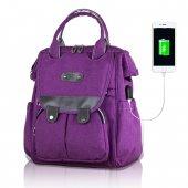 My Valice Smart Bag Tiny Usbli Anne Bebek Bakım Ve...