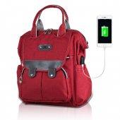 My Valice Smart Bag Tiny Usbli Anne Bebek Bakım...
