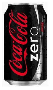 Coca Cola Zero 330ml 24lü