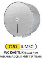 Arı Metal Paslanmaz Çelik Jumbo Tuvalet...
