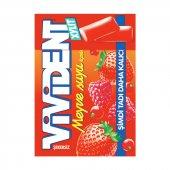 Vivident Xylit Sakız Meyve Suyu 23 Gr