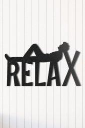 Angemiel Home Relax Duvar Tablosu Ev Ve Ofis Tablo