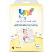Uni Baby Bebek Bakım Örtüsü