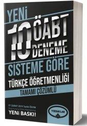 ÖABT Türkçe Öğretmenliği Tamamı Çözümlü 10 Deneme