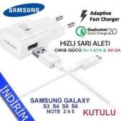 Samsung Galaxy S6 Hızlı Şarj Aleti + kargo VAR