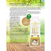 Yeşilmarka Kuru ve ince Saçar için 11 Bitki özlü Doğal Şampuan-4