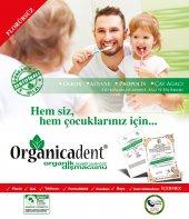 Organicadent Florürsüz Doğal Diş Macunu 75ml X3 Aile Paketi yeni-3