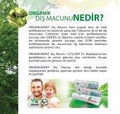 Organicadent Florürsüz Doğal Diş Macunu 75ml X3 Aile Paketi yeni-4
