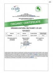 Dişmacunu organik ve helal setifikalıf florürsüz 75ml-3