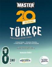 Okyanus Yayın 8. Sınıf Master 20 Türkçe Denemesi
