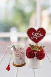 Angemiel Ölümsüz Çiçek Her Dilde Seni Seviyorum...