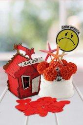 Angemiel Ölümsüz Çiçek Aşk Evinde 365 Gün Özür...