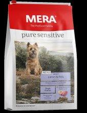 Mera Mini Lamb Rice Kuzulu Küçük Irk Köpek Maması 4 Kg Skt 09 20