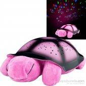 Kaplumbağa Gece Lambası 4 Renk Melodili Işıklı Gece Lambası-4