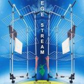 Ege Stream 3 Katlı Çamaşır Kurutmalık Çamaşır Askı...