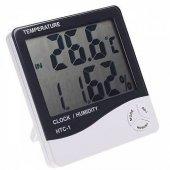 Dijital Nem Ölçer Higrometre Dijital Termometre Ma...