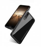Darbeye Dayanıklı Polychromatic Transparan Kılıf Huawei P20