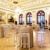 Siesta Chiavari 65 Bar Taburesi Düğün Davet Bahçe Mobilyası