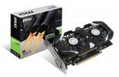 Msı Vga Geforce Gtx 1050tı 4gt Oc Gtx1050tı 4gb Gddr5 128b Dx12 Pcıe 3.0 X16 (1xdvı 1xhdmı 1xdp)